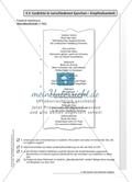 Gedichte in verschiedenen Epochen: Empfindsamkeit. Arbeitsmaterial mit Erläuterungen Preview 1