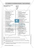 Gedichte in verschiedenen Epochen: Sturm und Drang. Arbeitsmaterial mit Erläuterungen Preview 1