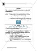 Nebensatzarten: Einführung und Aufgaben mit Lösungen Preview 1