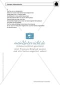 Nebensatzarten: Einführung und Aufgaben mit Lösungen Preview 6