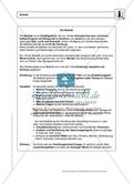 Die Ballade: Einführung und Aufgaben mit Lösungen Preview 1