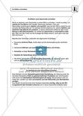 Zu Bildern schreiben: Einführung und Aufgaben mit Lösungen Preview 1