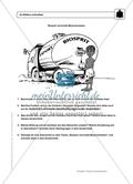 Zu Bildern schreiben: Einführung und Aufgaben mit Lösungen Preview 3
