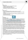Zu Bildern schreiben: Einführung und Aufgaben mit Lösungen Preview 4