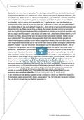Zu Bildern schreiben: Einführung und Aufgaben mit Lösungen Preview 7