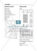 Silbentrennung: Selbstkontrollaufgaben Preview 4
