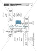 Würfelgeschichten erfinden: Arbeitsmaterial Preview 2