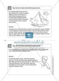 Hinweise zum Schreiben von Geschichten: Karteikarten Preview 3