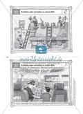 Erzählen oder schreiben zu dem Höhepunkt oder Schluss einer Geschichte: Karteikarten mit Impulsen Preview 5