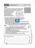 Schreibkonferenz: Arbeitsmaterial Preview 1