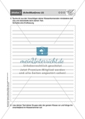 Schreibkonferenz: Arbeitsmaterial Preview 2