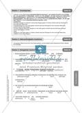 Bestimmung von Satzgliedern: Umstellprobe. Arbeitsmaterial mit Lösungen Preview 2