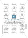 Wie, wo, wann? Adverbiale Bestimmungen: Arbeitsmaterial Preview 4