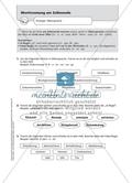 Worttrennung am Zeilenende: Arbeitsmaterial mit Lösungen Preview 1