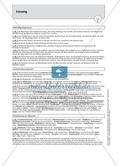 Worttrennung am Zeilenende: Arbeitsmaterial mit Lösungen Preview 3