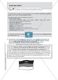 Groß- und Kleinschreibung: Arbeitsmaterial mit Lösungen Preview 1