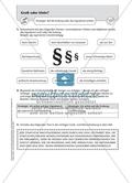 Groß- und Kleinschreibung: Arbeitsmaterial mit Lösungen Preview 3