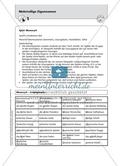 Groß- und Kleinschreibung bei mehrteiligen Eigennamen: Arbeitsmaterial mit Lösungen Preview 4