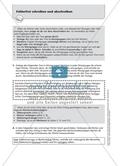 Fehlerfrei schreiben und abschreiben: Arbeitsmaterial mit Lösungen Preview 1