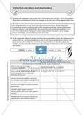 Fehlerfrei schreiben und abschreiben: Arbeitsmaterial mit Lösungen Preview 2