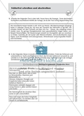 Fehlerfrei schreiben und abschreiben: Arbeitsmaterial mit Lösungen Preview 3