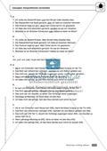 Konjunktionen verwenden: Einführung mit Übungen und Lösungen Preview 6
