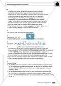 Konjunktionen verwenden: Einführung mit Übungen und Lösungen Preview 9