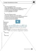 Nominalisierung von Verben: Einführung mit Übungen und Lösungen Preview 4