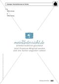 Nominalisierung von Verben: Einführung mit Übungen und Lösungen Preview 6