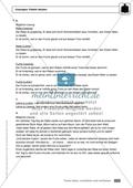 Fabeln deuten: Einführung mit Übungen und Lösungen Preview 7
