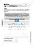 Zeichensetzung: Doppelpunkt und Anführungszeichen. Arbeitsmaterial mit Lösungen Preview 2