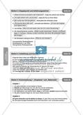 Zeichensetzung: Doppelpunkt und Anführungszeichen. Arbeitsmaterial mit Lösungen Preview 4