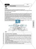 Zeichensetzung: Partnerdiktat. Arbeitsmaterial mit Lösungen Preview 1