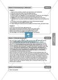 Zeichensetzung: Partnerdiktat. Arbeitsmaterial mit Lösungen Preview 2