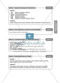 Groß- und Kleinschreibung: Lückentexte zu Sprache und Farbe. Arbeitsmaterial mit Lösungen Preview 2
