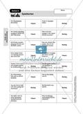 Groß- und Kleinschreibung: Titel, Eigenname, Herkunft und feste Begriffe. Arbeitsmaterial mit Lösungen Preview 2