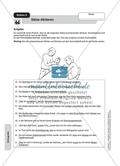 Orthografie: Sätze diktieren. Arbeitsmaterial Preview 9