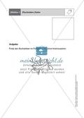 Haptische Aufgaben zur Buchstabenerkennung: Buchstaben finden und legen. Arbeitsmaterial Preview 1