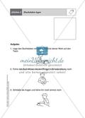 Haptische Aufgaben zur Buchstabenerkennung: Buchstaben finden und legen. Arbeitsmaterial Preview 2