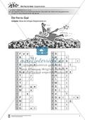 Kreative Zwischenaufgaben: Orthographie - gleiche Vokale oder Konsonanten einsetzen Preview 1