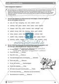 Inhalte zusammenfassen: Die Steigerung zusammengesetzter Adjektive und nicht steigerbare Adjektive. Arbeitsmaterial mit Erläuterungen Preview 3