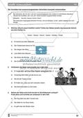 Inhalte zusammenfassen: Vorsilben von Adverbien. Arbeitsmaterial mit Erläuterungen Preview 2
