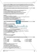 Inhalte zusammenfassen: Vorsilben von Adverbien. Arbeitsmaterial mit Erläuterungen Preview 3