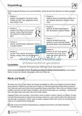 Nonverbale Kommunikation verbessern: Arbeitsmaterial mit Erläuterungen Preview 2