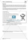 Nonverbale Kommunikation verbessern: Arbeitsmaterial mit Erläuterungen Preview 3