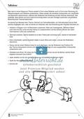Talkshow als Alternative zu Kurzvorträgen: Arbeitsmaterial Preview 1