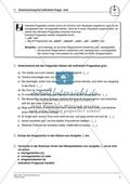 Kommasetzung bei indirekten Fragesätzen in Satzgefügen: Arbeitsmaterial mit Lösungen Preview 1