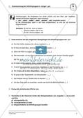 Kommasetzung bei Infinitivgruppen in Satzgefügen: Arbeitsmaterial mit Lösungen Preview 1