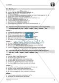 Kommasetzung bei Infinitivgruppen in Satzgefügen: Arbeitsmaterial mit Lösungen Preview 6