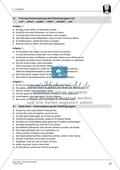 Kommasetzung bei Infinitivgruppen in Satzgefügen: Arbeitsmaterial mit Lösungen Preview 7